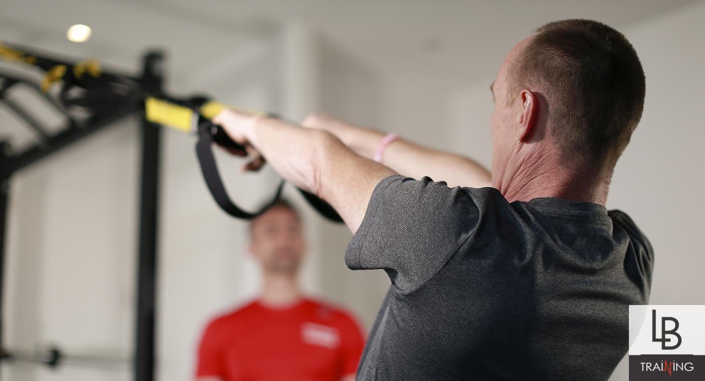 LB Training - Coach Douvaine